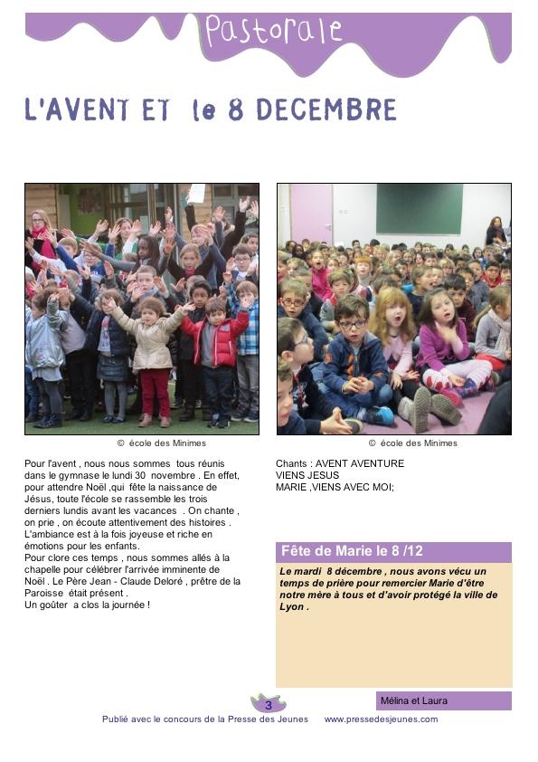 Le p'tit Minimois décembre 2015 page3