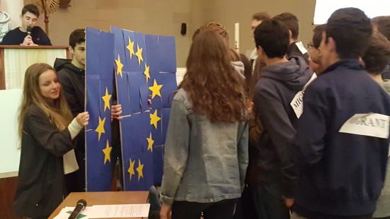 """Une """"semaine Europe"""""""