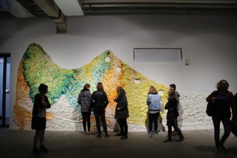 Les TL en sortie à la BIAC (Biennale d'Art Contemporain